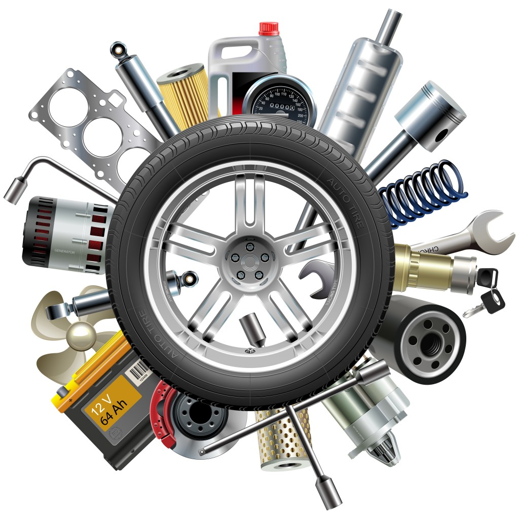 Automotive And Motorcycle Parts: Aftermarket & Spare Parts